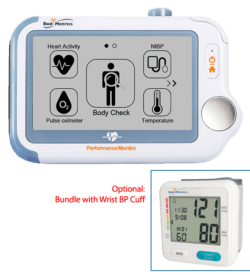 BodiMetricsTM Performance Monitor – Bundle